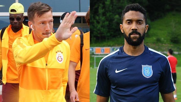 <h2>Galatasaray'dan Fenerbahçe'nin Clichy transferine engel</h2>