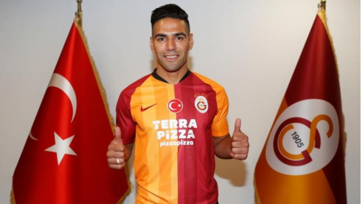 <h2>Galatasaray'dan Fenerbahçe'ye Falcao farkı</h2>