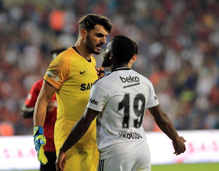 <h2>Gazişehir-Beşiktaş maçında gerilim</h2>