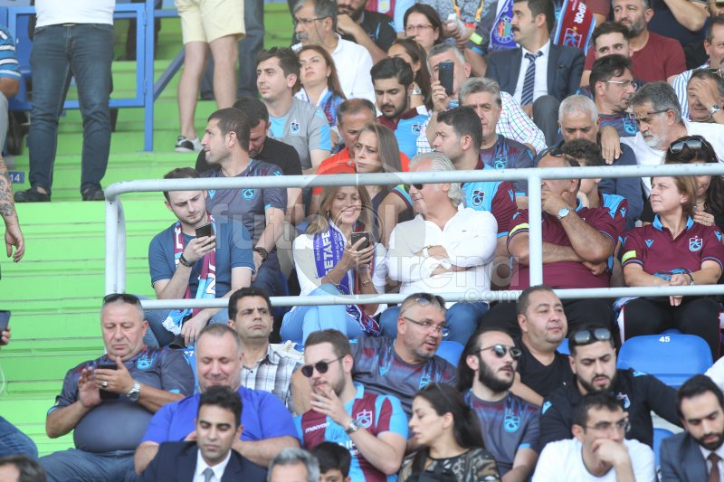 Getafe-Trabzonspor 19.09.2019