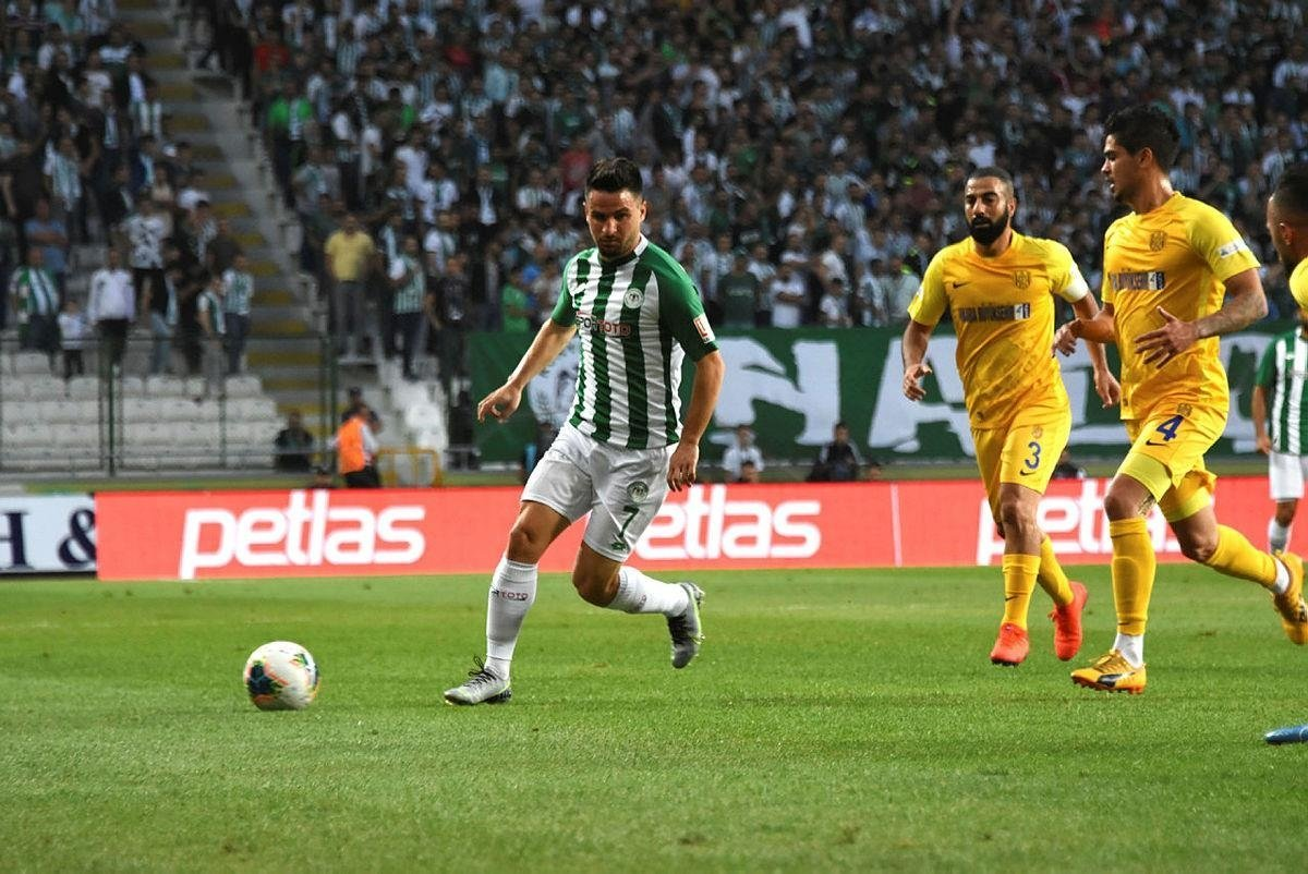 <h2>Konyaspor - Ankaragücü: 20.925</h2>