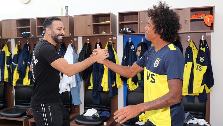 <h2>Luiz Gustavo ile Adil Rami, Bursaspor maçında oynayacak mı?</h2>