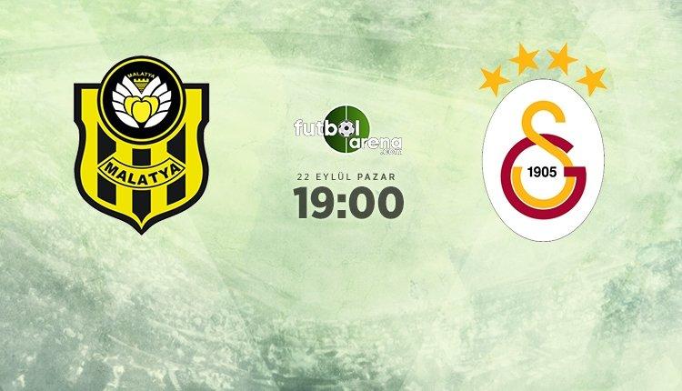 <h2>Malatyaspor - Galatasaray maçı muhtemel ilk 11'leri</h2>