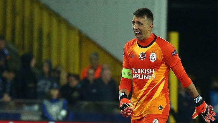 <h2>Muslera, Club Brugge maçında kaç kurtarış yaptı?</h2>