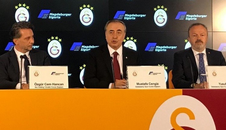 <h2>Mustafa Cengiz'den Galatasaray açıklamaları</h2>