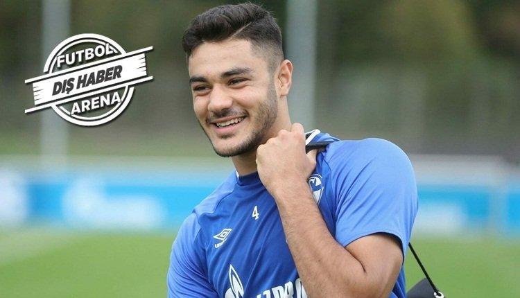 <h2>Ozan Kabak'tan Schalke 04 ve milli takım açıklamaları</h2>