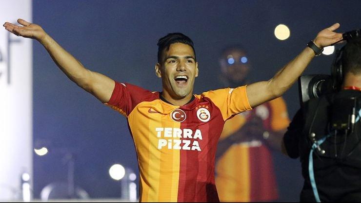 <h2>Radamel Falcao Galatasaray'dan ne kadar kazandı?</h2>