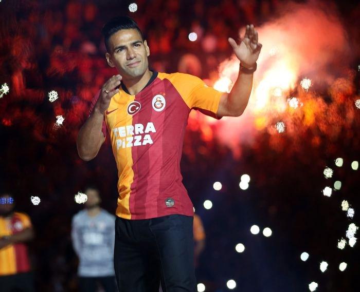 <h2>Radamel Falcao'nun Galatasaray sözleşmesi</h2>