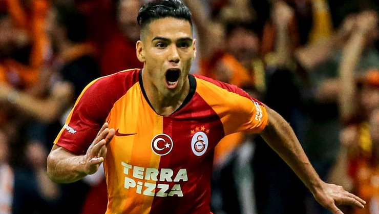 <h2>Radamel Falcao'ya ilk gol tebrikleri</h2>