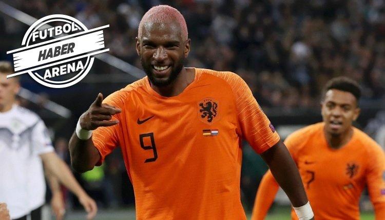 <h2>Ryan Babel'den Estonya - Hollanda maçında 2 gol</h2>