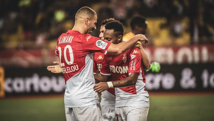 <h2>Slimani Monaco'da parladı! Yeni golleri ve asistleri</h2>