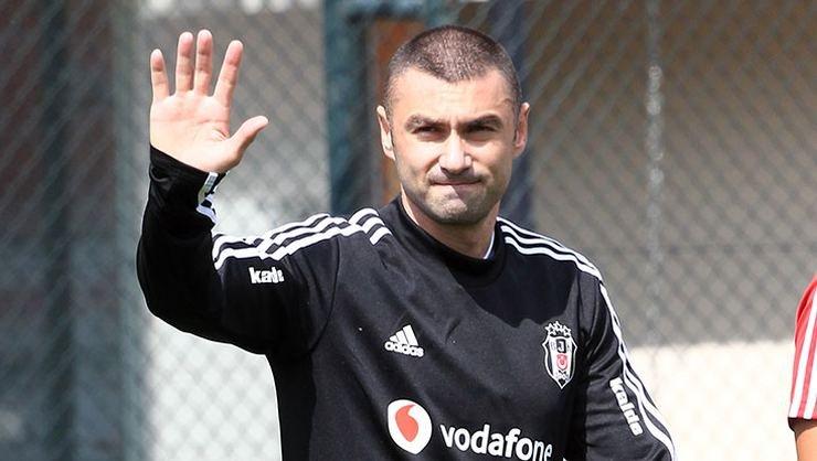 <h2>Burak Yılmaz Başakşehir maçında oynayacak mı?</h2>