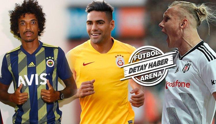 <h2>Süper Lig'de maaşı en yüksek olan 10 futbolcu</h2>