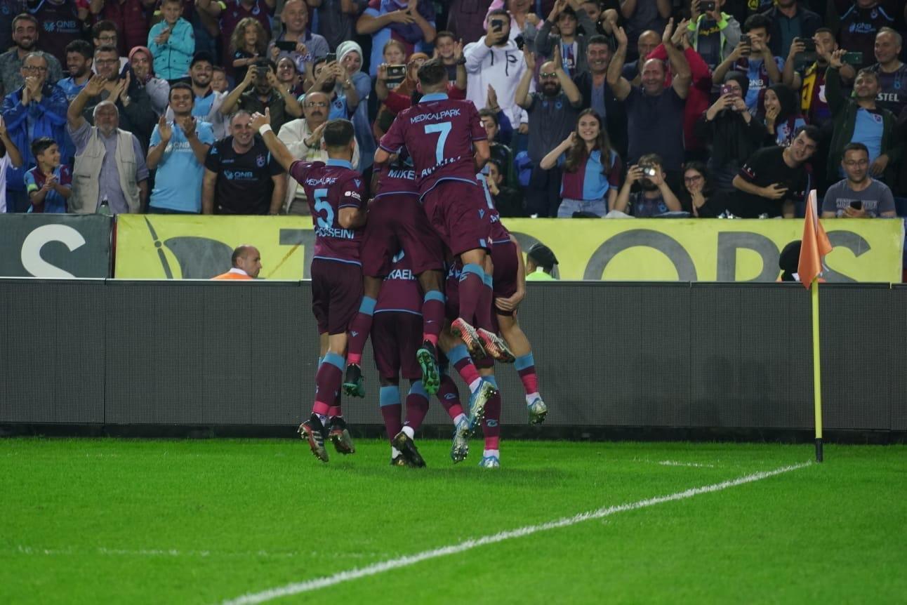 <h2>Trabzonspor - Gençlerbirliği: 27.779</h2>