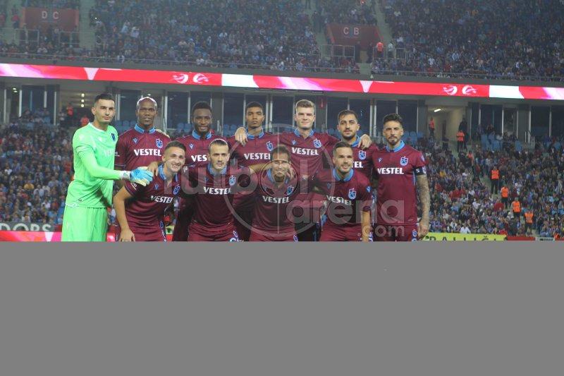 FutbolArena Trabzonspor - Gençlerbirliği maçında