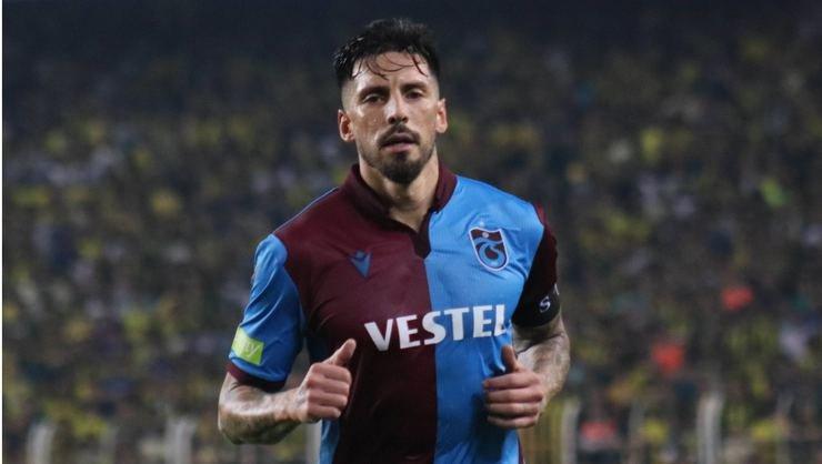 <h2>Trabzonspor Jose Sosa'ya güveniyor</h2>