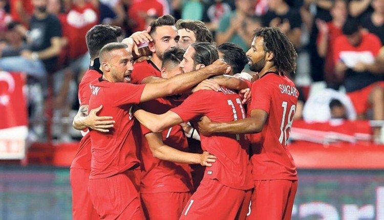 <h2>Türkiye'nin Andorra maçı muhtemel 11'i</h2>