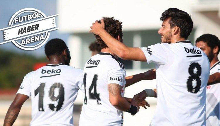 <h2>Ümraniyespor 1-3 Beşiktaş hazırlık maçı özeti </h2>