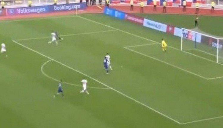 <h2>Vedat Muriqi Çekya'ya attığı gol </h2>