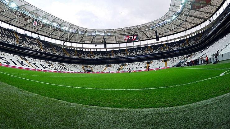 <h2>Vodafone Park zemini Trabzonspor maçına yetişecek mi?</h2>