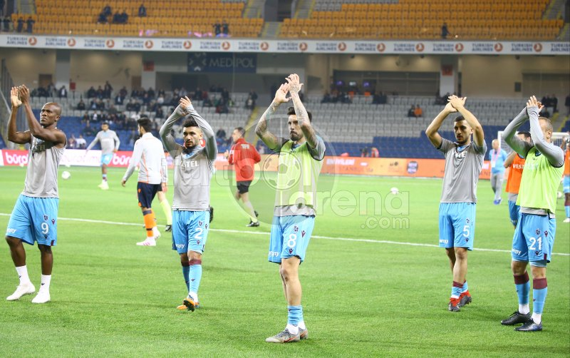 'FutbolArena Başakşehir - Trabzonspor maçında