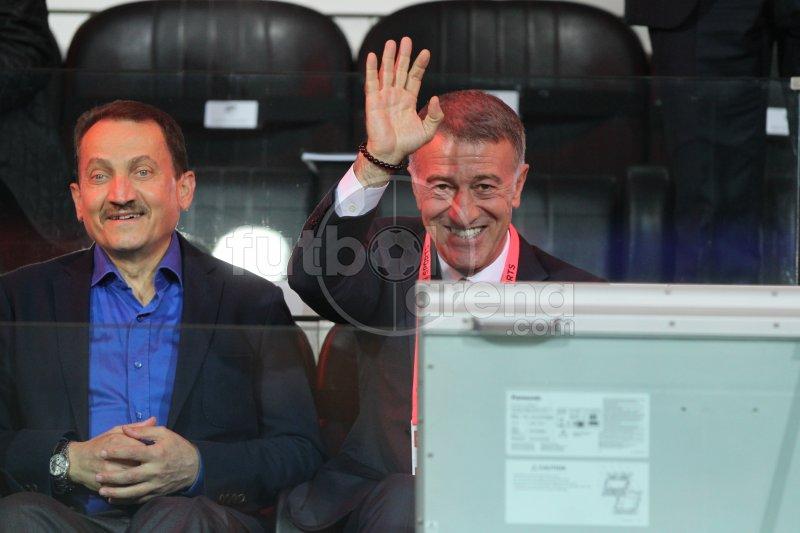 'Başakşehir-Trabzonspor Süper Lig 9. hafta