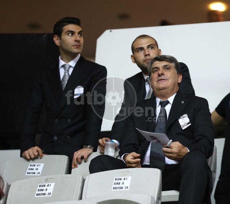 FutbolArena, Beşiktaş Başkanlık seçimlerinde (20 Ekim 2019)