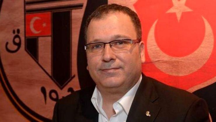 <h2>BEŞİKTAŞ'TA İSTİFA</h2>