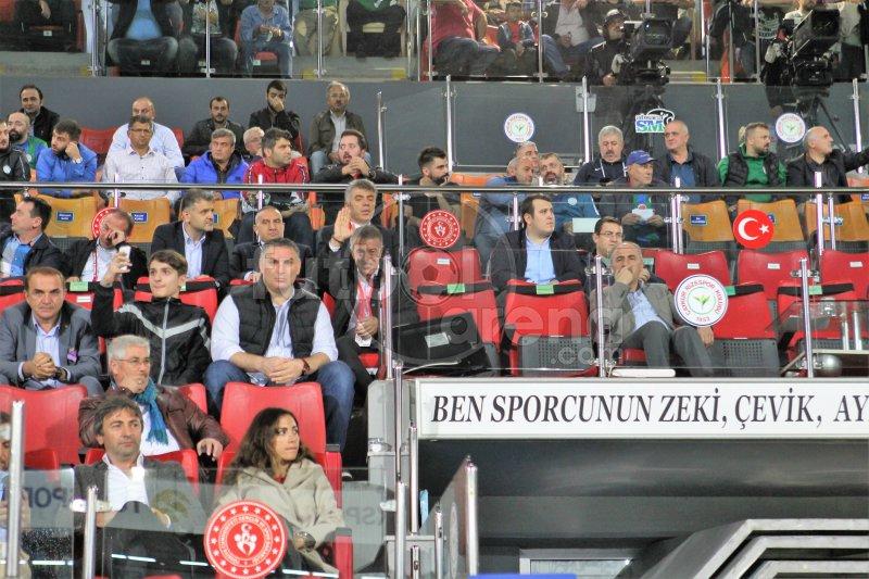 FutbolArena Çaykur Rizespor - Trabzonspor maçında