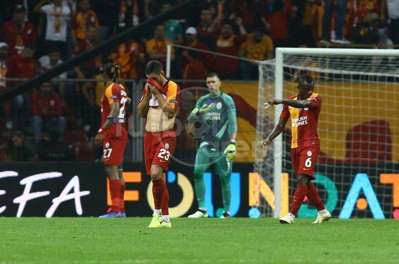 FutbolArena Galatasaray - Real Madrid maçında
