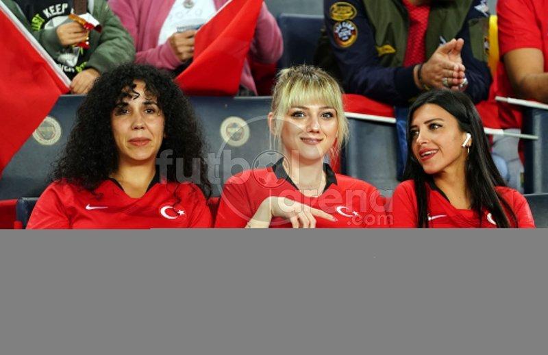 FutbolArena Türkiye - Arnavutluk maçında