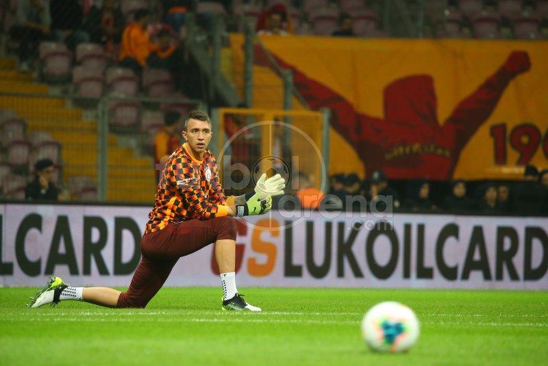 FutbolArena Galatasaray - Sivasspor maçında
