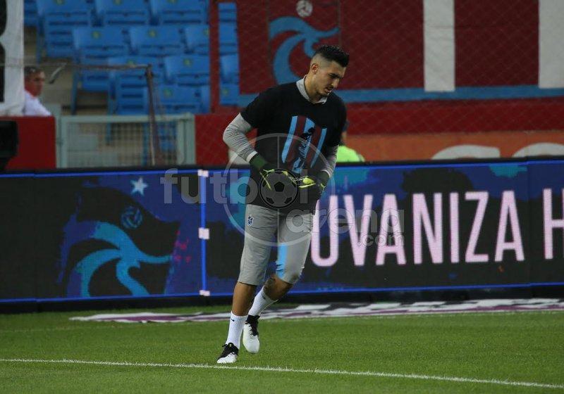 FutbolArena, Trabzonspor - Gaziantep FK maçında (19 Ekim 2019)
