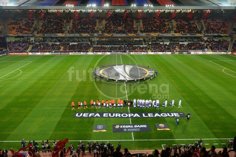 FutbolArena Başakşehir - Roma maçında