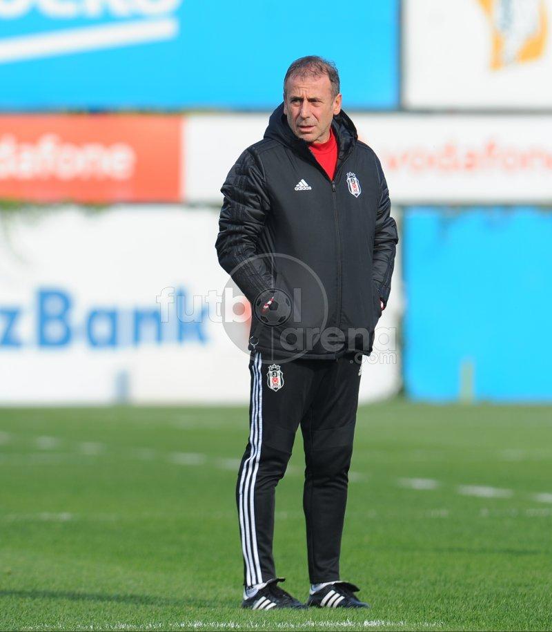 FutbolArena, Beşiktaş idmanında (18 Kasım 2019)