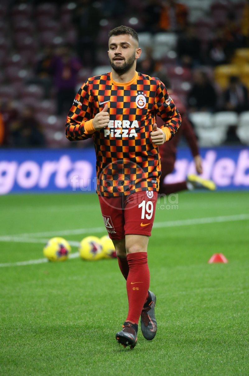 FutbolArena Galatasaray - Başakşehir maçında