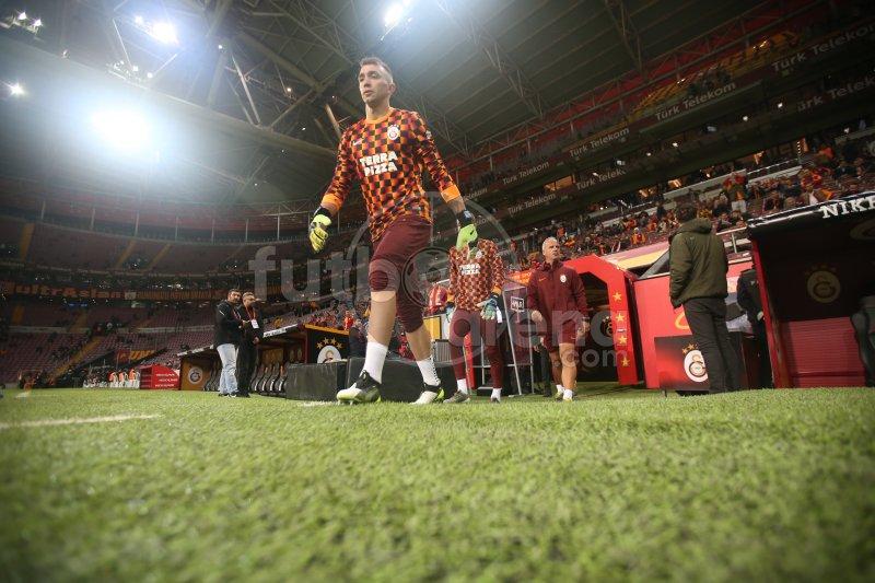 'FutbolArena Galatasaray - Çaykur Rizespor maçında