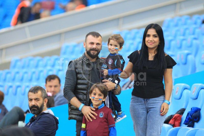 FutbolArena Trabzonspor Aytemiz Alanyaspor maçında