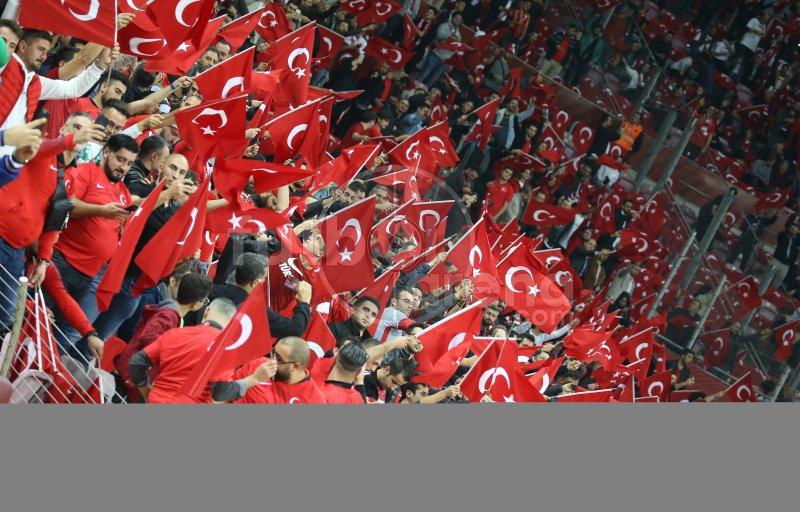 FutbolArena Türkiye - İzlanda maçında