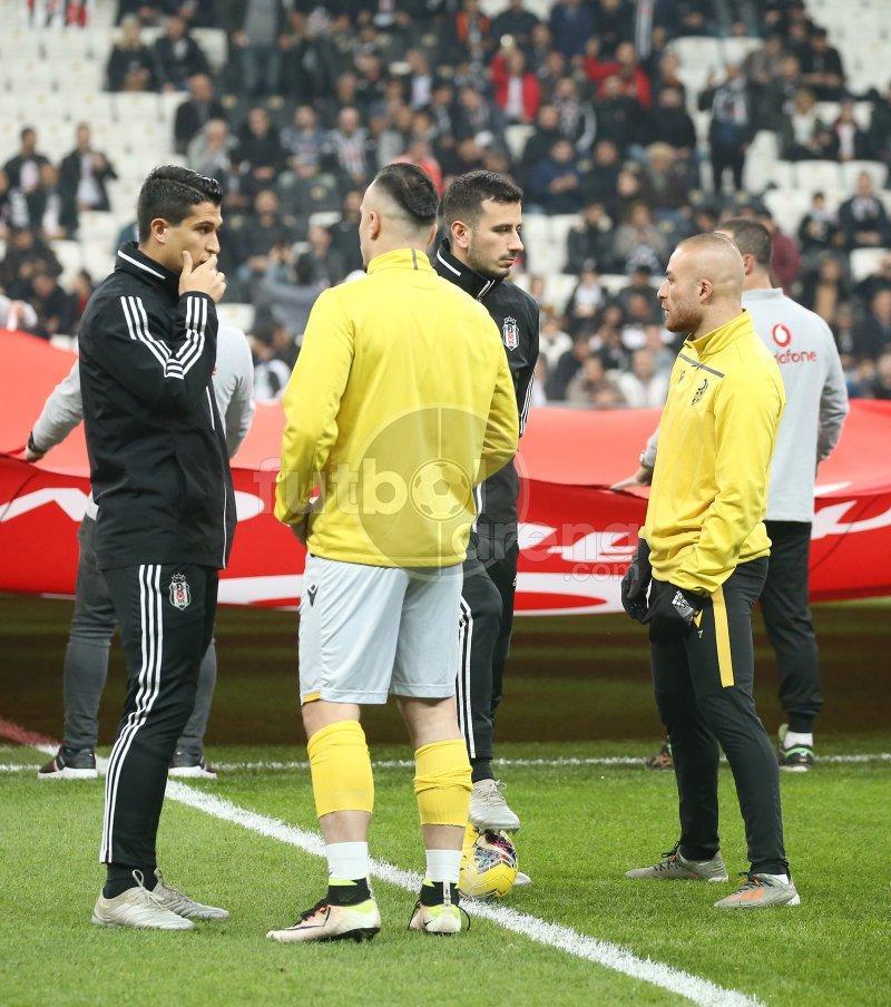 FutbolArena Beşiktaş - Yeni Malatyaspor maçında