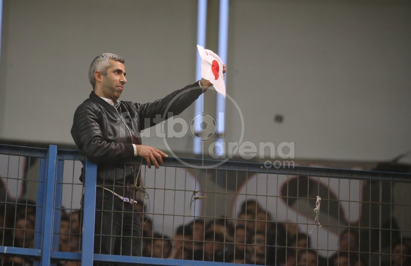 'FutbolArena Fenerbahçe - Beşiktaş derbisinde