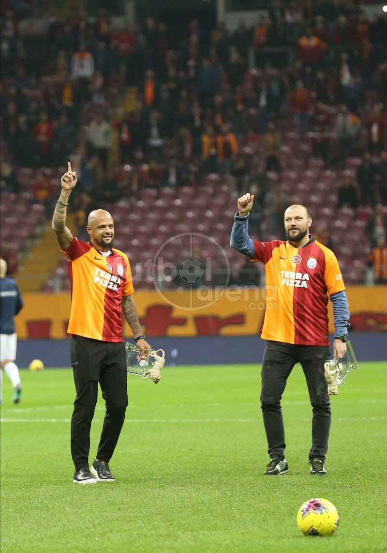 'FutbolArena Galatasaray - Ankaragücü maçında