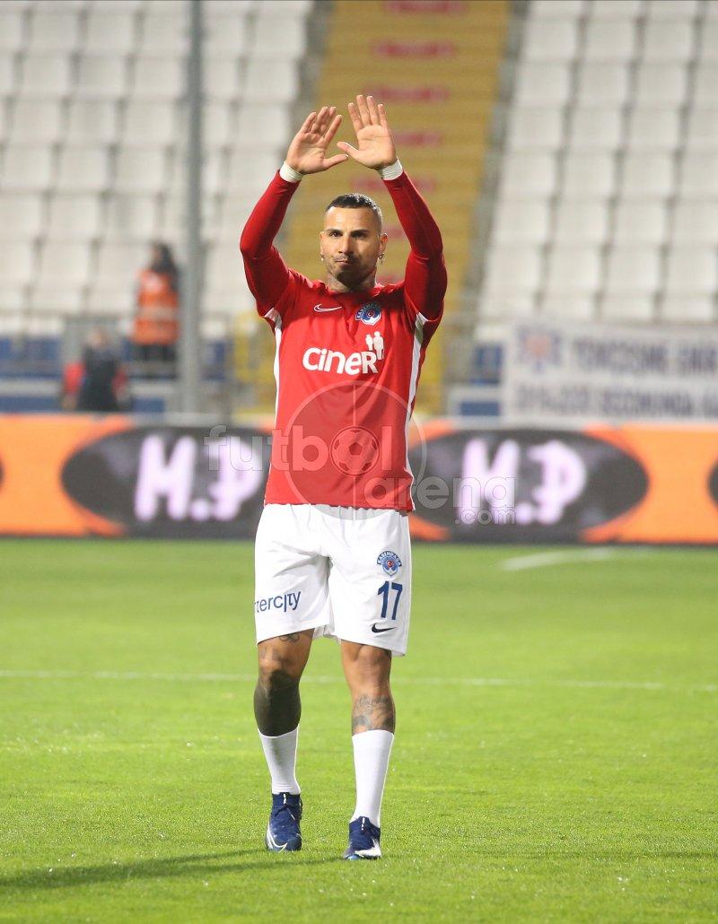 FutbolArena Kasımpaşa - Beşiktaş maçında