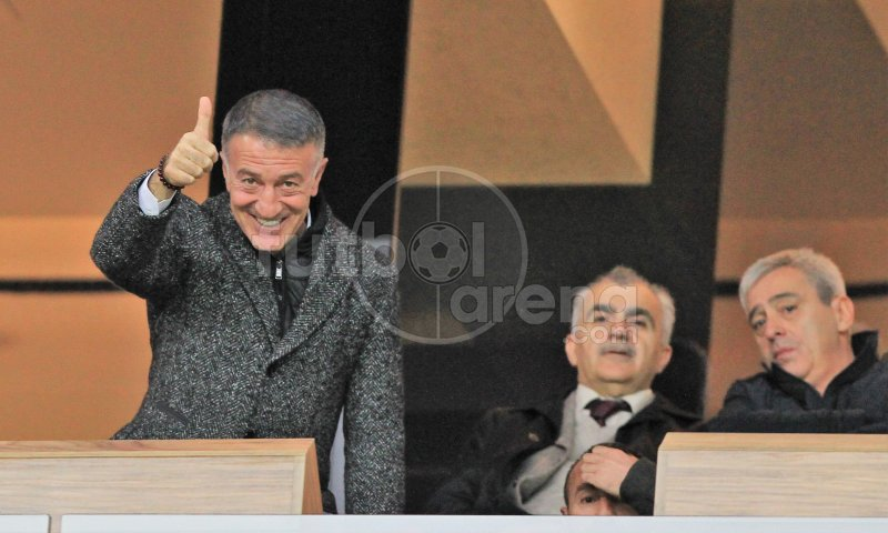 'FutbolArena Konyaspor - Trabzonspor maçında