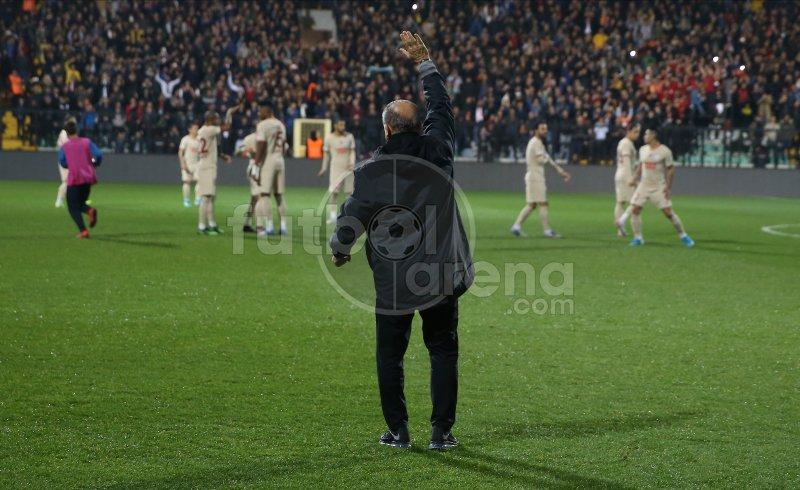 'FutbolArena Tuzlaspor - Galatasaray maçında