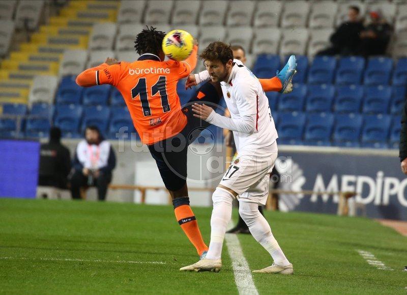FutbolArena Medipol Başakşehir - Gençlerbirliği maçında