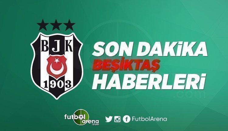 'Son Dakika Beşiktaş Haberleri (8 Ocak 2020)