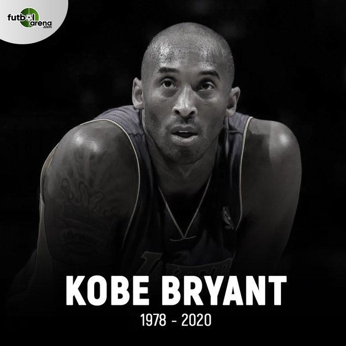 Türk spor camiasından Kobe Bryant'a veda paylaşımları