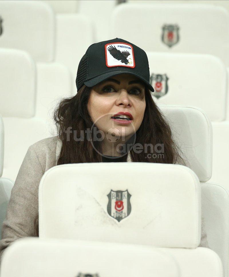 FutbolArena Beşiktaş-Trabzonspor maçında