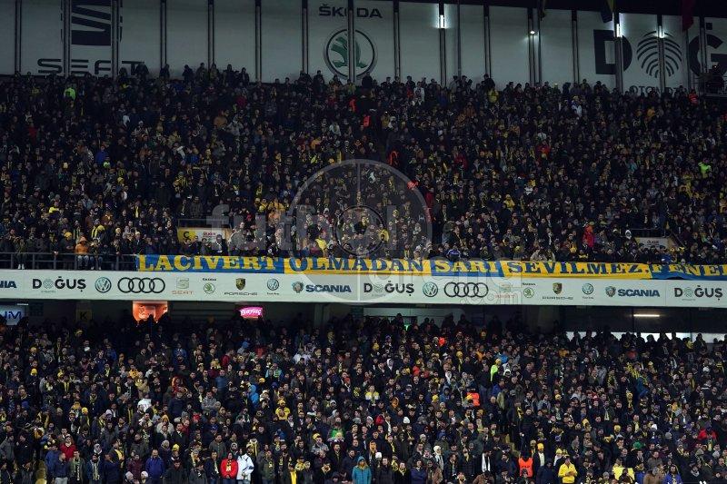 'FutbolArena Fenerbahçe - Aytemiz Alanyaspor maçında